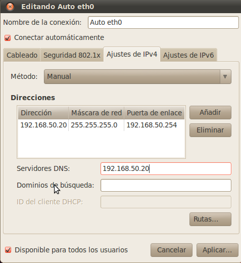 Servidor De Correo En Ubuntu Con Postfix+Courier+Mailx